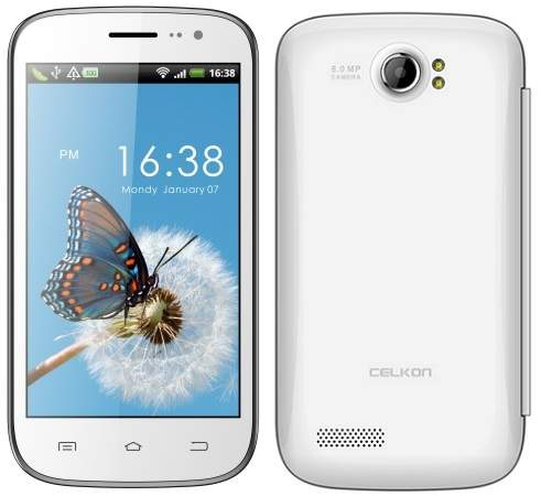 How to Flash Stock Rom on Celkon A107