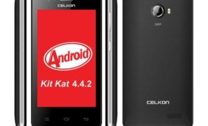 How to Flash Stock Rom on Celkon A400 Plus