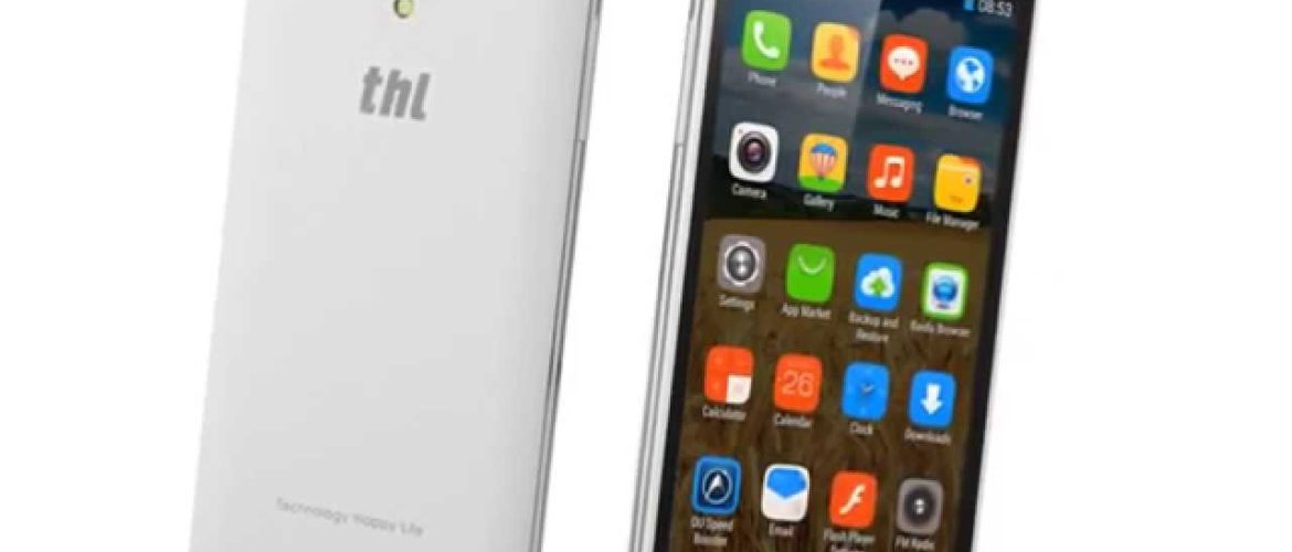 How to Flash Stock Rom on ThL T6S 166K Android 5 0