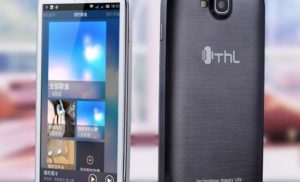 How to Flash Stock Rom on ThL W8S