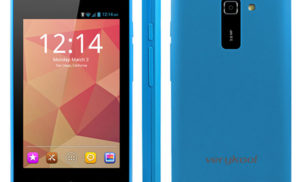 How to Flash Stock Rom on Verykool s401 Aura