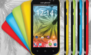 How to Flash Stock Rom on Verykool LUNA JR S4509