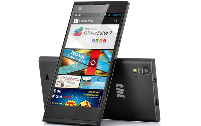 How to Flash Stock Rom on ThL T11