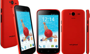How to Flash Stock Rom on Verykool ORBIT S5012