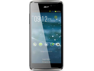 How to Flash Stock Rom on Acer Liquid E600