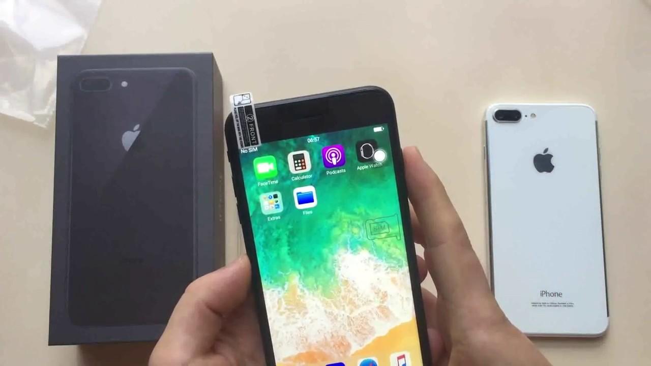 Dwonload Stock Rom for Clone Iphone 8 Plus