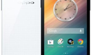 How to Flash Stock Rom on Oppo Find 5 Mini