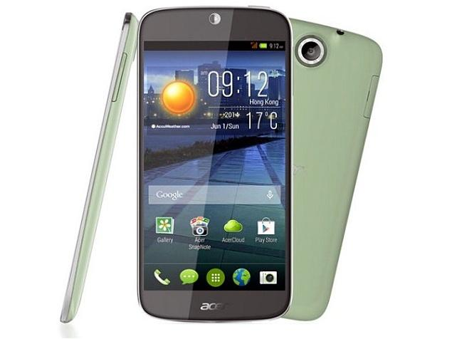 How to Flash Stock Rom on Acer Liquid Jade