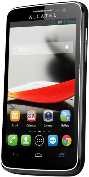 How to Flash Stock Rom on Alcatel onetouch evolve 5020t