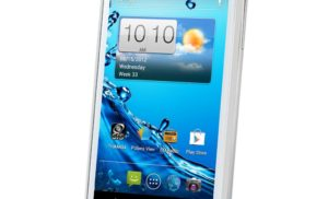 How to Flash Stock Rom on Acer Liquid Gallant E350