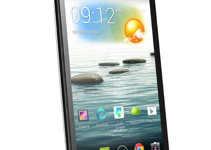 How to Flash Stock Rom on Acer Liquid S1