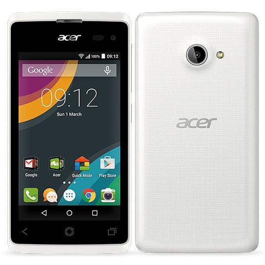 How to Flash Stock Rom on Acer Liquid Z220