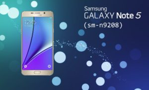 [Clone] Flash Stock Rom on Samsung Galaxy note 5 SM-n9208