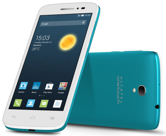 How to Flash Stock Rom on Alcatel One Touch Pop 2 5042