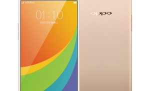 Flash Stock Rom onOppo R7SM using Recovery Mode