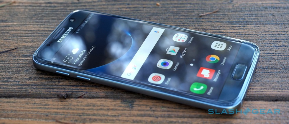 how to tell if you have fake galaxy s7