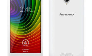 How to Flash Stock Rom on Lenovo A2860 MT6735M S160