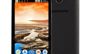 How to Flash Stock Rom on Lenovo A316 MT6572