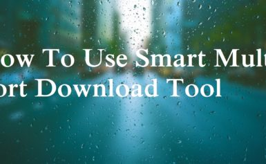 How To Flash Stock Rom with Multiport Download Tool