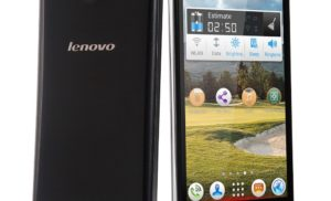 How to Flash Stock Rom on Lenovo A766 MT6589 S117