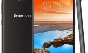 How to Flash Stock Rom on  Lenovo A916 MT6592