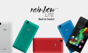 How to Flash Stock Rom onWiko Rainbow Lite V6 MT6582