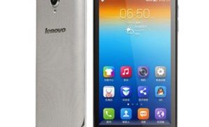 How to Flash Stock Rom on Lenovo S560 MT6577 S105