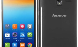 How to Flash Stock Rom on Lenovo S660 MT6582