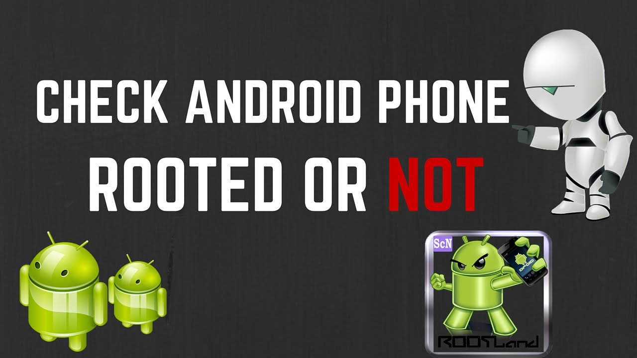 Checking whether the phone is rooted or notChecking whether the phone is rooted or not