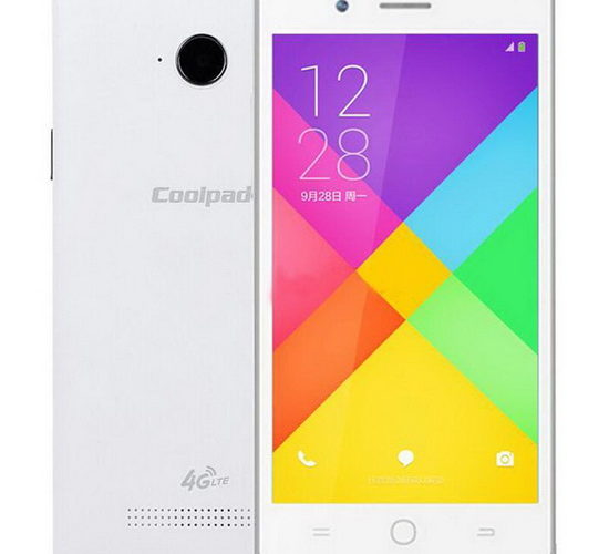 How to Flash Stock Rom on Coolpad 8712
