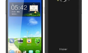How to Flash Stock Rom on Haier W919 MT6589 4.2.1