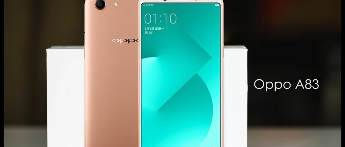 How to Flash Stock Rom on OPPO A83 CPH1729