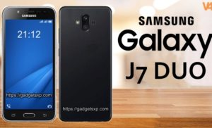 Flash Stock Rom on Samsung Galaxy J7 Duo SM-J720M