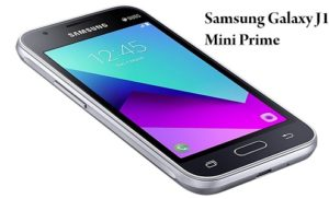 Flash Stock Rom on Samsung Galaxy J1 mini Prime SM-J106B