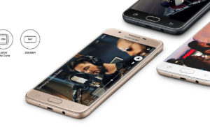 Flash Stock Rom on Samsung Galaxy J7 Prime SM-G6100