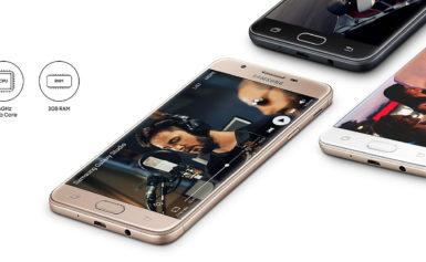 Flash Stock Rom onSamsung Galaxy J7 Prime SM-G610F