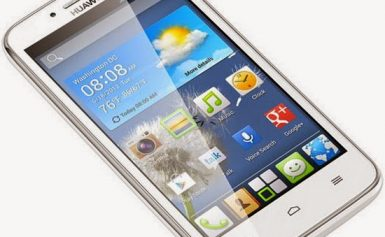 Flash Stock Firmware on Huawei Y516-T00 MT6582