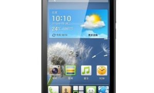 Flash Stock Firmware on Huawei Y511-T00 MT6572