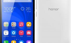 Flash Stock Firmware on Huawei Honor 3C Hol-U10 MT6582