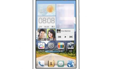 Flash Stock Firmware on Huawei G610-U00