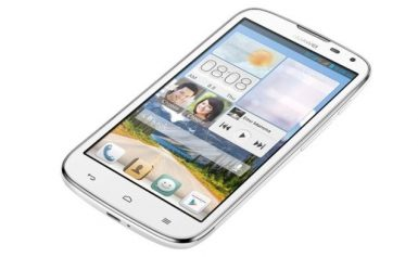 Flash Stock Firmware on Huawei Ascend G610-U00 MT6589