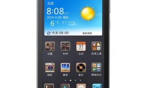 Flash Stock Firmware on Huawei Y518-T00 MT6582