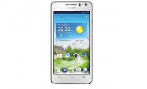 Flash Stock Firmware on Huawei Ascend G600 U8950