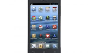 Flash Stock Firmware on Huawei Ascend Y300