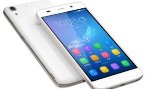 Flash Stock Firmware on Huawei Y6 SCL-U31 MT6582