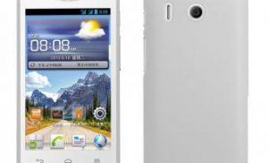 Flash Stock Firmware on Huawei Y320-U01 MT6572