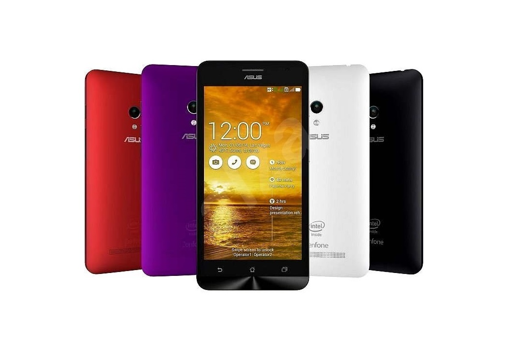 How to Flash Asus Zenfone 5 A501CG Firmware using Intel Phone Flash Tool
